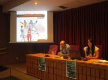 Dr. Sergio Cobo y Dra. Mar Rubio (Universidad de Sevilla)